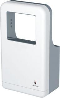 Dan Dryer Händetrockner Typ AD - Weißem ABS Kunststoff - Anti Drip Effekt - IP23