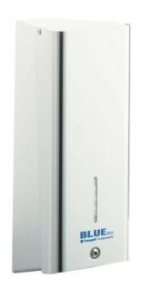 Fumagalli Doppel WC-Papierspender Edelstahl Blue Line für 2 Standardrollen