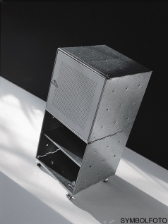 Graepel High Tech erstklassiger QBO base Würfel aus verzinktem Stahl