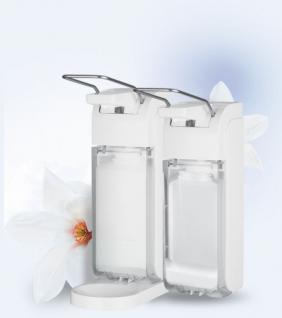 Metzger UNIVERSAL universeller Hygienespender geeignet für 500 und 1000 ml Flaschen