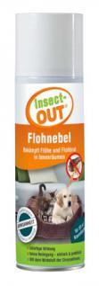 Insect-OUT® Flohnebel 100 ml - Mit dem Wirkstoff der Chrysantheme
