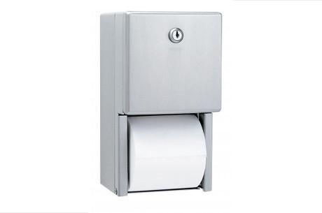 B-2888 Toilettenpapierspender für mehrere Rollen zur Wandmontage aus Edelstahl