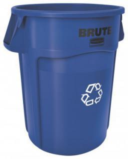 RUBBERMAID BRUTE® Container 121, 1 l aus Polyethylen in versch. Farben