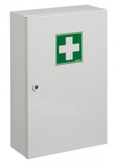 Rossignol Clinix Medizinschrank aus epoxydpulverbeschichtetem Stahl mit 1 Tür