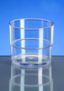 Allround Cup 0, 2l aus Kunststoff SAN
