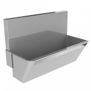 waschbecken edelstahl mit g nstig kaufen bei yatego. Black Bedroom Furniture Sets. Home Design Ideas