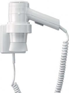 Fumagalli Haarfön Hospitality MH 610 Weiß mit Wandhalterung