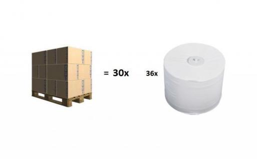 Palette - 30x Karton - Passend für Hagleitner Toilettenpapierspender