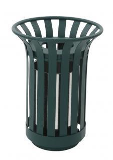 Abfalbehälter für draußen 23 Liter