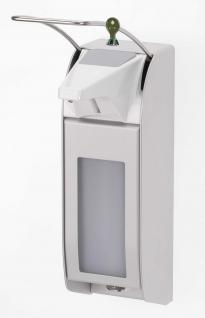 Ophardt ingo-man® plus IMP TLSV Bediensperre Seifen- Desinfektionsmittelspender (1000ml)