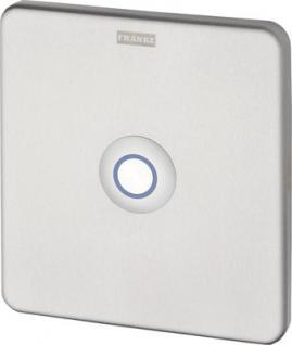 Franke zeitgesteuerte WC-Spülarmatur für Wandeinbau geeignet zur externen Steuerung