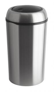 Runder Swing Abfallbehälter, 75 Liter