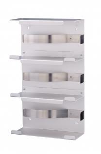 MediQo-line Handschuhspender für 3 Standardboxen