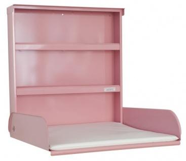 wickeltische klappbar mit regalsystem und wickelauflage bybo design bunt kaufen bei schrama. Black Bedroom Furniture Sets. Home Design Ideas