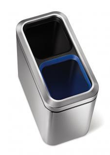 Simplehuman Slim Open Recycler