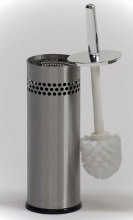 Graepel G-Line Pro Scopinox WC-Bürste aus Edelstahl 1.4016 gebürstet