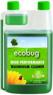EcoBug® High performance Washroom Cleaner - 1L Konzentrat