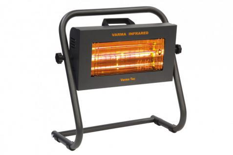 infralogic transportabler infrarotstrahler helios fire mit ipx 5 und 1500w kaufen bei schrama. Black Bedroom Furniture Sets. Home Design Ideas