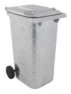 Mini Container Verzinkt 240 Liter