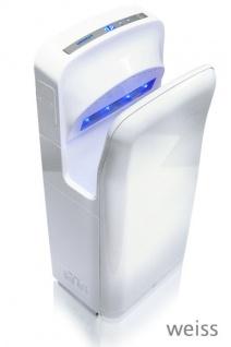 FAVORIT II High Speed Händetrockner - Mit LED Beleuchtung - DC Motor - IPx4