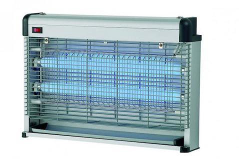 Rossignol Kileo Insektenvernichter mit elektrischem Gitter erhältlich in 30W/60W