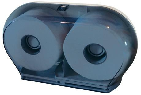 Marplast Doppelter Toilettenpapierspender Mini Jumbo MP 774