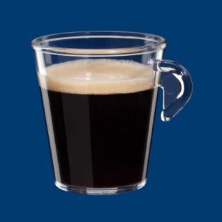 Espresso Tasse 0, 1l SAN - Kunststoff