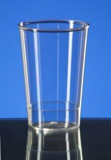 Promo Cup 0, 1l SAN glasklar - Kunststoff - Vorschau