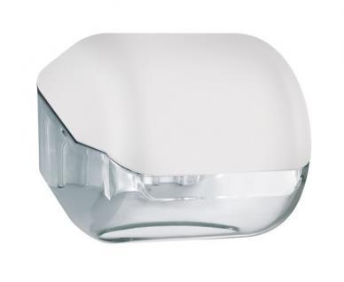 Design Toilettenpapierspender MP619 - Colored Edition - Soft Touch Kunststoff