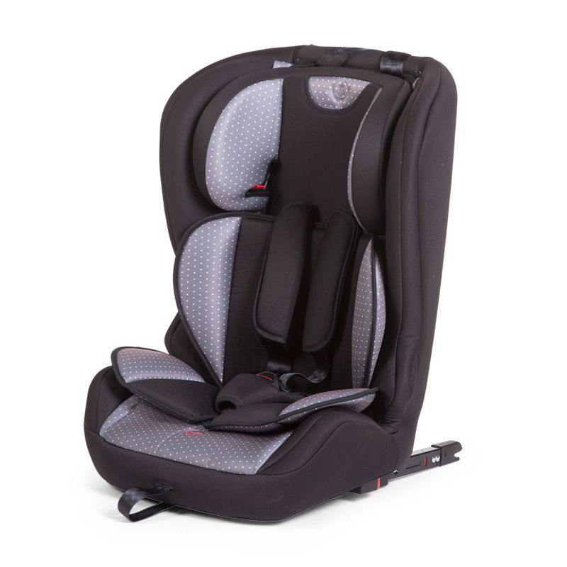 childwheels autositz gruppe 1 2 3 isofix grau kaufen bei. Black Bedroom Furniture Sets. Home Design Ideas