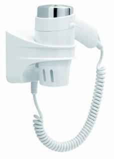 Haartrockner Clipper Standard - 1400 Watt - IP21 - 2 Schaltstufen - Weiss