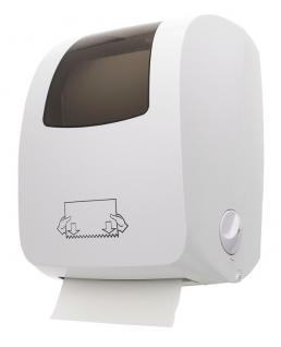 "CleanLine "" Cleantech"" Papierhandtuchspender aus ABS Kunststoff"