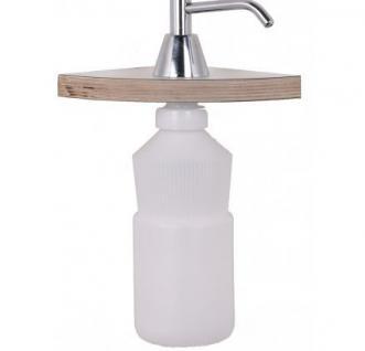 Mediclinics Seifenspender für den Waschtischeinbau 950 ml