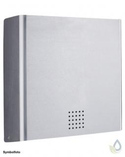 Proox® ONE pure moderner Papierhandtuchspender PU-100 aus Edelstahl matt gebürstet