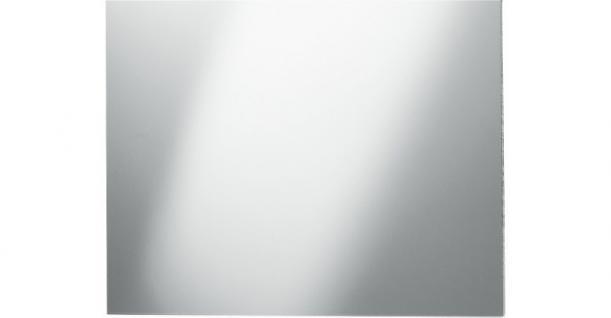 Franke Spiegel mit Verstärkung M500HD aus Chromnickelstahl zur Wandmontage