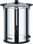 Casselin Heißwasserspender 20l mit Doppelwand aus Edelstahl 2500W - Anti-Brand