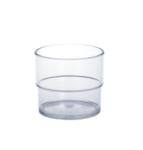 Allround Cup 0, 2l SAN glasklar aus Kunststoff