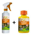 Set Insect-OUT® Stechmücken Konzentrat 100 ml + Insect-OUT® Stechmückenspray 500 ml