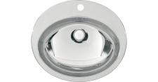 Franke ovales Unterbaubecken RNDH451-O zur Einlegemontage