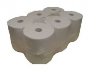 Handtuchpapierrollen - Passend für Tork Spender - 100% Zellstoff 150m