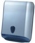 Marplast Papierhandtuchspender Satin MP 592S - 400Stk. C-Falz, V-Falz, Z-Falz