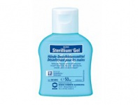 Sterillium® Gel Händedesinfektionsmittelauf Ethanolbasis erhöht die Hautfeuchte