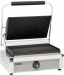 Casselin Toastgriller mit gerillter oder platter Unterplatte aus Gusseisen 2200W