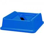 RUBBERMAID Papierrecycling-Deckel für Styleline Series® Abfalleimer RI000031 + RI000034