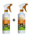 2er Set Insect-OUT® Stechmückenspray 500 ml - Wirkstoff der Chrysantheme