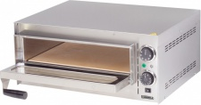Casselin Pizzaofen aus Edelstahl mit einer oder mit zwei Backkammern - mit Timer