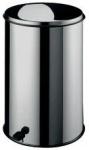 G-Line Pro Tritteimer Corinta Magnum S aus Edelstahl mit verzinktem Stahleimer
