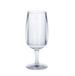 Weinglas 0, 1l SAN Glasklar aus Kunststoff wiederverwendbar