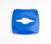 RUBBERMAID Deckel für gemischte Recyclingabfälle passend für Untouchable® Abfalleimer