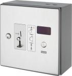 Franke Münzkontaktgeber für bezahlte Wasserabgabe zur Steuerung von Duscharmaturen
